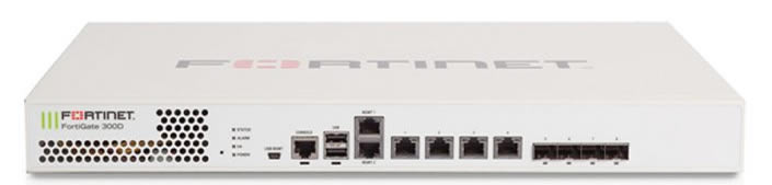 fortinet 300d