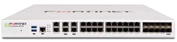 fortinet 800D